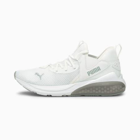 Zapatos de entrenamiento CELL Vive para mujer, Puma White-Quarry, pequeño