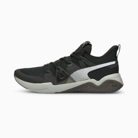 Chaussures d'entraînement CELL Fraction, homme, Noir Puma-gris glacier, petit