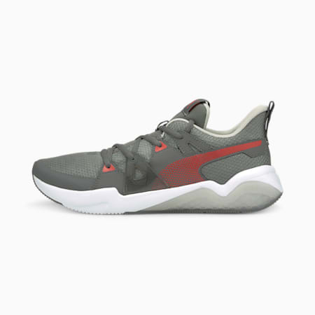 Cell Fraction Men's Running Shoes, CASTLEROCK-High Risk Red, small-IND