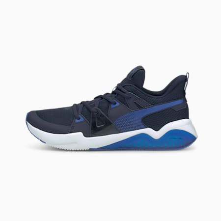 Cell Fraction Men's Running Shoes, Peacoat-Future Blue, small-IND