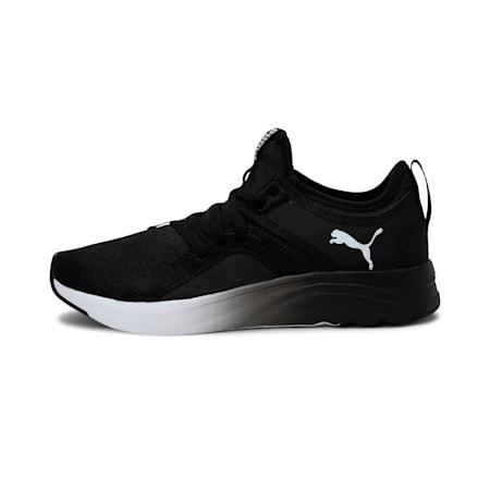 Softride Sophia Fade Women's Running Shoes, Puma Black-Puma White, small-IND