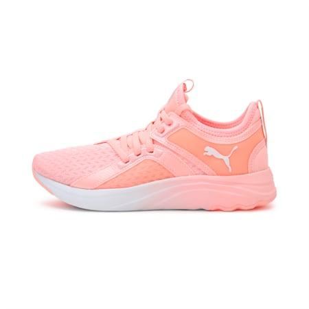 Softride Sophia Fade Women's Running Shoes, Elektro Peach-Puma White, small-IND