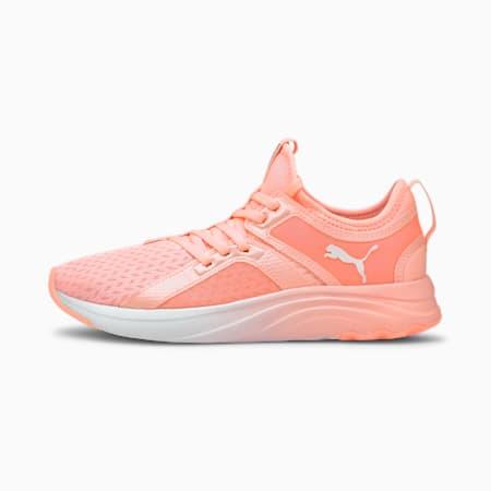 Zapatos deportivos SoftRide Sophia Fadepara mujer, Elektro Peach-Puma White, pequeño