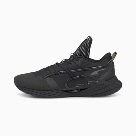 ULTRA Triller Men's Running Shoes, Puma Black-CASTLEROCK, small-IND