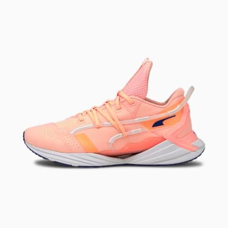 ULTRA Triller Women's Running Shoes, Elektro Peach-Elektro Blue, small-IND