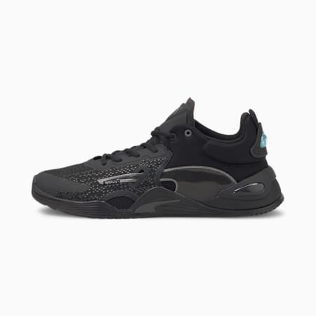 Zapatillas de entrenamiento para hombre FUSE, Puma Black, small