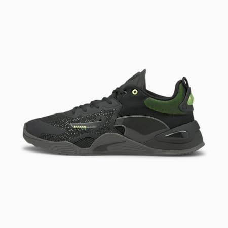 FUSE Training Shoes, Puma Black-CASTLEROCK, small