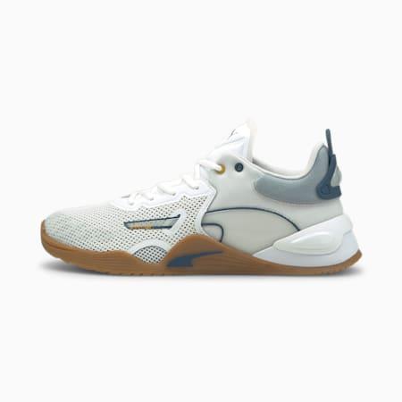 Zapatos para entrenamiento FUSE, Puma White-Intense Blue, pequeño