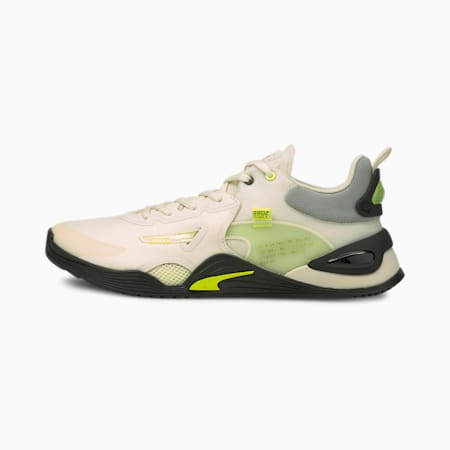 PUMA x FIRST MILE FUSE Men's Training Shoes, Eggnog, small-GBR