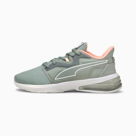 LVL-UP XT Women's Training Shoes, Quarry-Elektro Peach, small
