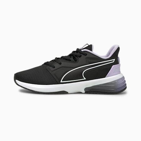LVL-UP XT Women's Training Shoes, Puma Black-Light Lavender, small