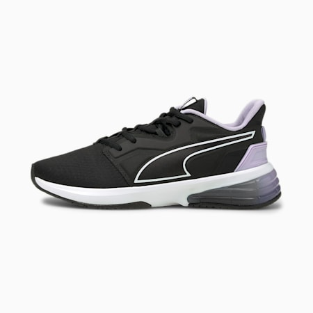 LVL-UP XT ウィメンズ トレーニング シューズ, Puma Black-Light Lavender, small-JPN