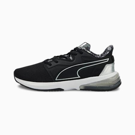 Zapatos de entrenamientoLVL-UP XT Untamed Floral para mujer, Puma Black-Puma White, pequeño
