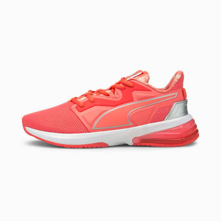 LVL-UP XT Untamed Floral Women's Training Shoes, Georgia Peach-Puma White, small-GBR