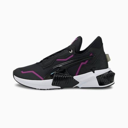 Zapatillas de entrenamiento PUMA x FIRST MILE Provoke XT para mujer, Puma Black-Byzantium, small