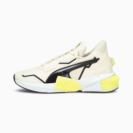 Zapatillas de entrenamiento PUMA x FIRST MILE Provoke XT para mujer, Eggnog-SOFT FLUO YELLOW, small