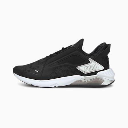 Zapatillas de entrenamiento para mujer LQDCELL Method Untamed, Puma Black-Puma Silver, small