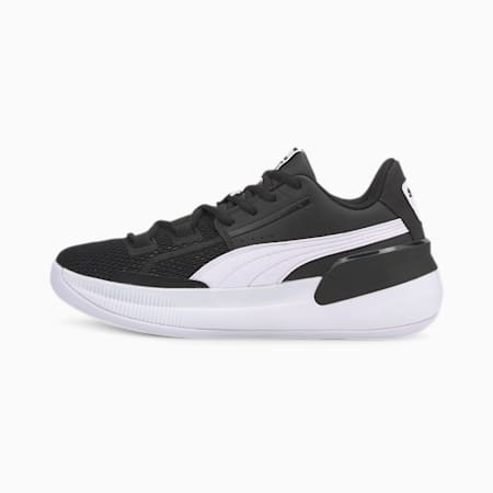 Chaussure de basket Clyde Hardwood Team Youth, Puma Black-Puma White, small