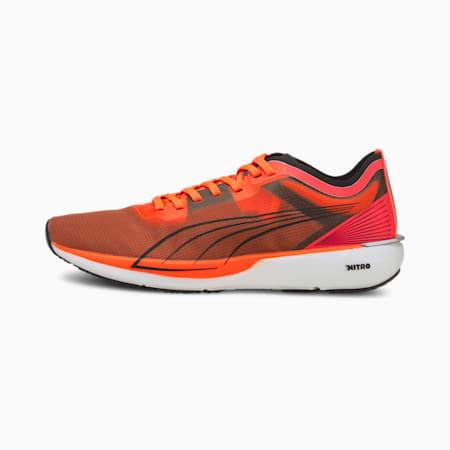 Chaussures de course Liberate Nitro femme, Lava Blast-Puma Black, small