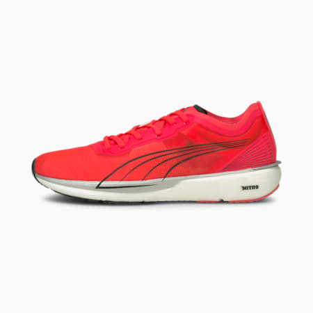 Damskie buty do biegania Liberate Nitro, Sunblaze-Puma White, small