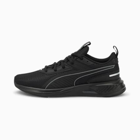 Zapatos para correr Scorch Runnerpara hombre, Puma Black-CASTLEROCK, pequeño