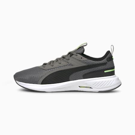 Scorch Runner Running Shoes, CASTLEROCK-Puma Black, small-GBR