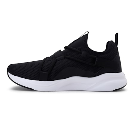 Softride Rift Bold Men's Slip-On Running Shoes, Puma Black-Puma White, small-IND