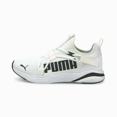 Softride Rift Slip-On Bold Men's Running Shoes, Puma White-Puma Black, small-IND