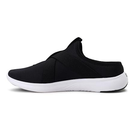 SoftRide Vital Mule Women's Shoes, Puma Black-Puma White, small-IND