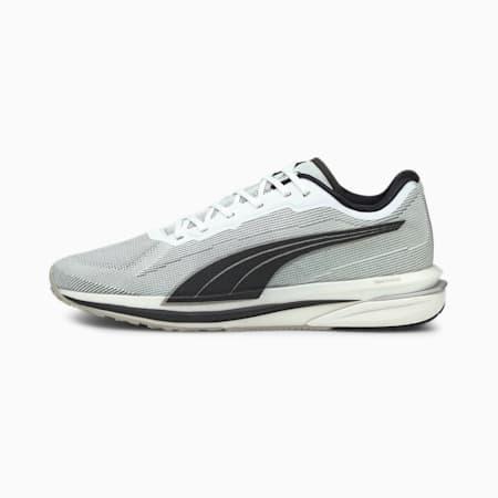 Velocity NITRO Men's Running Shoes, Puma White-Puma Black, small
