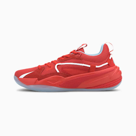RS-Dreamer Blood, Sweat and Tears Basketball Shoes, Fiery Red-Ribbon Red, small