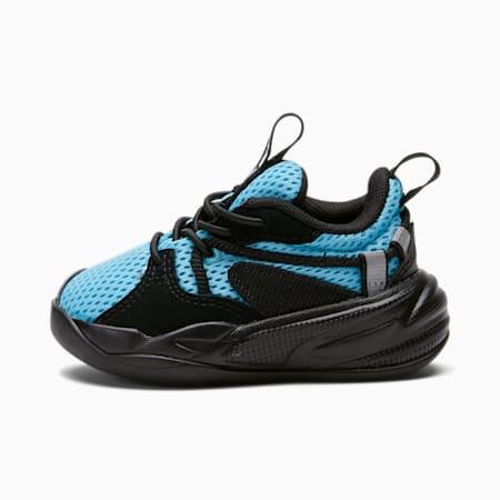Zapatos RS-DREAMER para bebé, AQUARIUS-Puma Black, pequeño