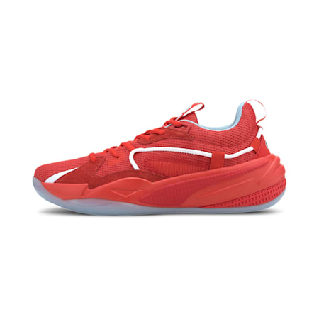 RS-DREAMER Blood, Zapatos para básquetbol Sweat and Tears JR, Fiery Red-Ribbon Red, pequeño