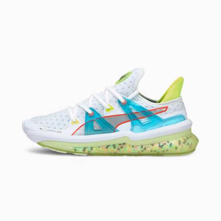 Chaussures de sport Jamming 2.0, homme, Blanc Puma-jaune alerte-bleu scba, petit