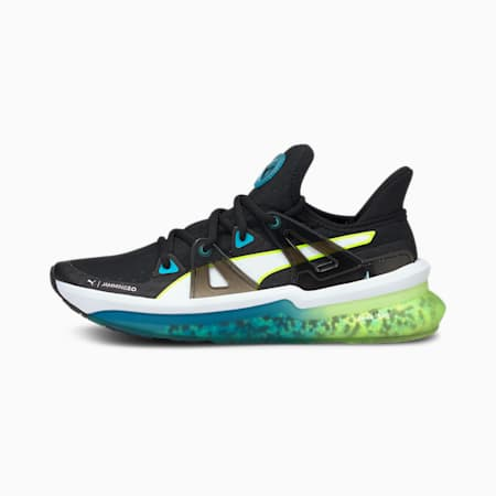 Chaussures de sport Jamming 2.0, homme, Noir Puma-bleu scba-jaune alerte, petit