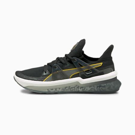 Jamming 2.0 Men's Running Shoes, Puma Black-Nimbus Cloud, small-IND