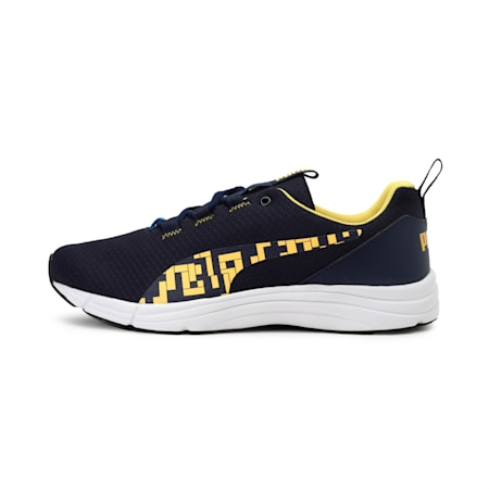 Superblaster IDP Men's Shoes, Peacoat-ULTRA YELLOW, small-IND