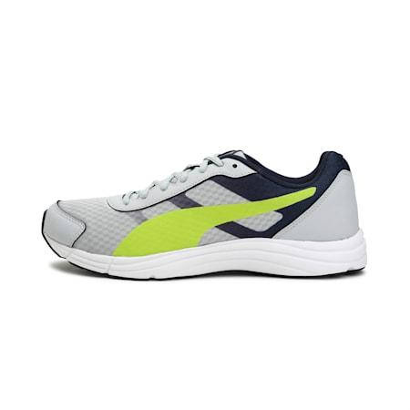 Supernova MU IDP Men's Shoes, High Rise-Peacoat-Limepunch, small-IND