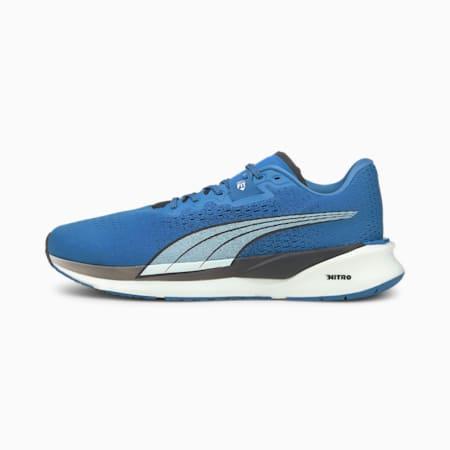 Eternity Nitro Men's Running Shoes, Star Sapphire-Puma White-Puma Black, small-GBR