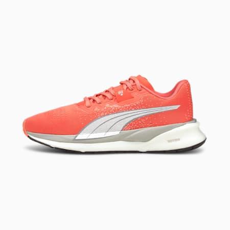 Zapatos para correrEternityNITRO para mujer, Georgia Peach-Puma Silver, pequeño