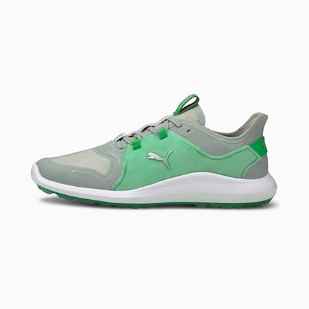 PUMA x FIRST MILE IGNITE FASTEN8 Men's Golf Shoes, High Rise-Island Green, small-GBR