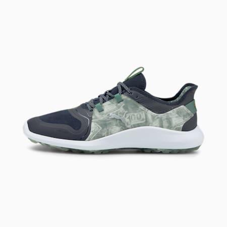 PTC IGNITE FASTEN8 Men's Golf Shoes, Navy Blazer-Blue Spruce, small