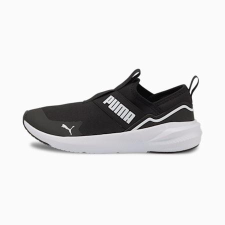 Platinum Women's Training Shoes, Puma Black-Puma White, small-IND