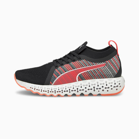Calibrate Runner Women's Shoes, Puma Black-Pink-CASTLEROCK, small