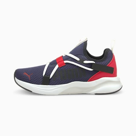 Zapatos deportivosSoftRide Rift PopJR, Peacoat-Puma White-Urban Red, pequeño