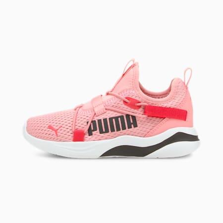 Zapatos sin cordonesRift Pop para niñospequeños, Puma White-Peony-Paradise P, pequeño