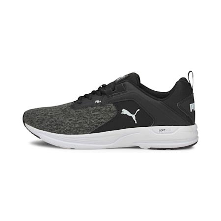 Młodzieżowe buty sportowe Comet 2 Alt, Puma Black-Puma White, small
