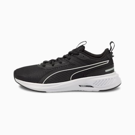 Scorch Runner Youth Trainers, Puma Black-Puma White, small