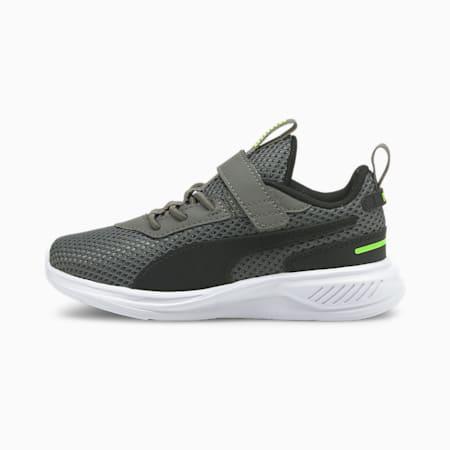 Zapatos para correr Scorch Runnerpara niño pequeño, Puma White-CASTLEROCK-Puma Black, pequeño