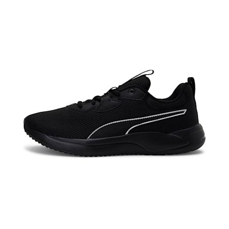 Resolve Women's Running Shoes, Puma Black-Puma Silver, small-IND